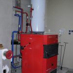 Chauffage eau chaude bois