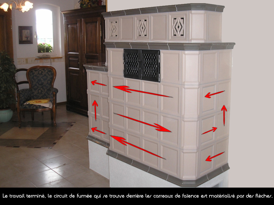 poele faience energies naturels. Black Bedroom Furniture Sets. Home Design Ideas