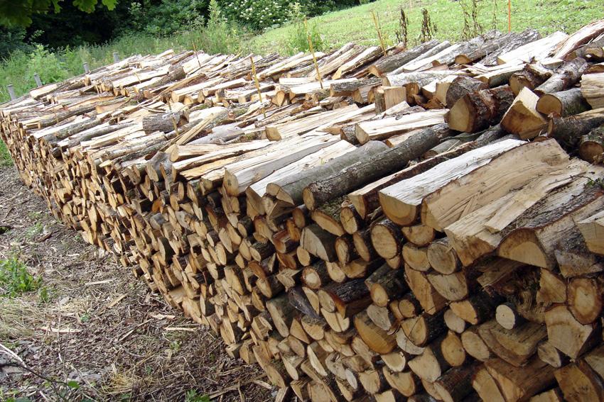 Bois sec chauffage Lesénergies naturels # Negociant Bois De Chauffage