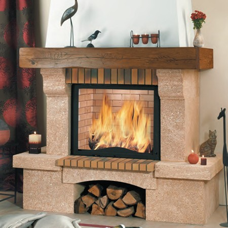 cheminee a bois energies naturels. Black Bedroom Furniture Sets. Home Design Ideas