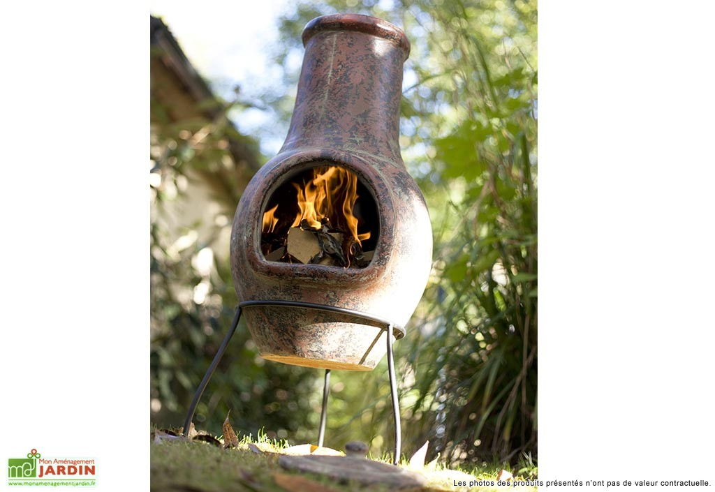 Chauffage exterieur bois nous quipons la maison avec for Location chauffage exterieur terrasse