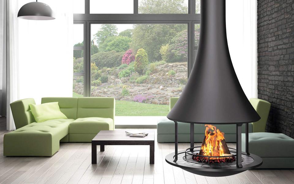 Très Poil a bois design - Energies naturels UO28