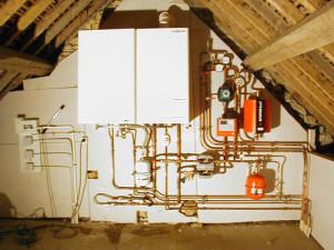 Comparatif chaudière à condensation