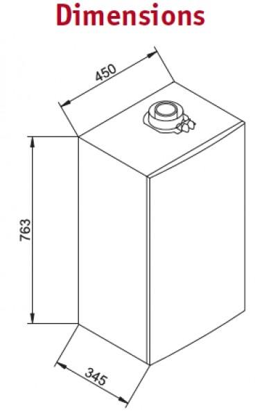 dimension chaudi re gaz energies naturels. Black Bedroom Furniture Sets. Home Design Ideas
