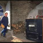 Installation chaudiere a bois