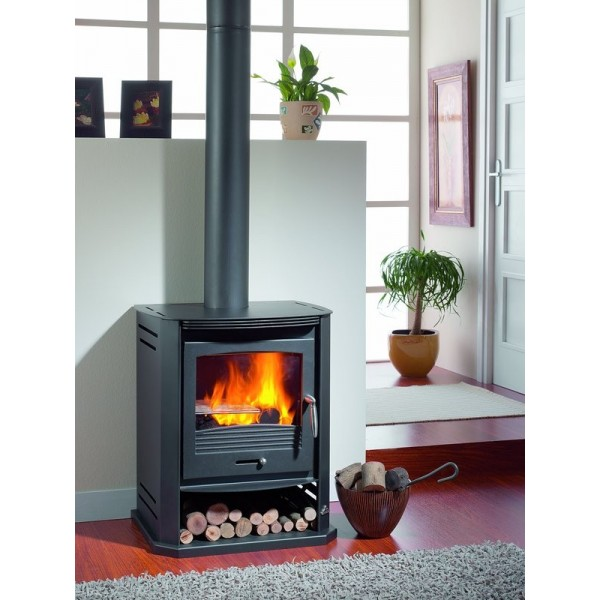 poele bois petite taille energies naturels. Black Bedroom Furniture Sets. Home Design Ideas