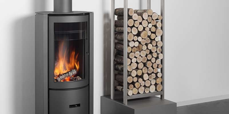 chauffage poele a bois energies naturels. Black Bedroom Furniture Sets. Home Design Ideas