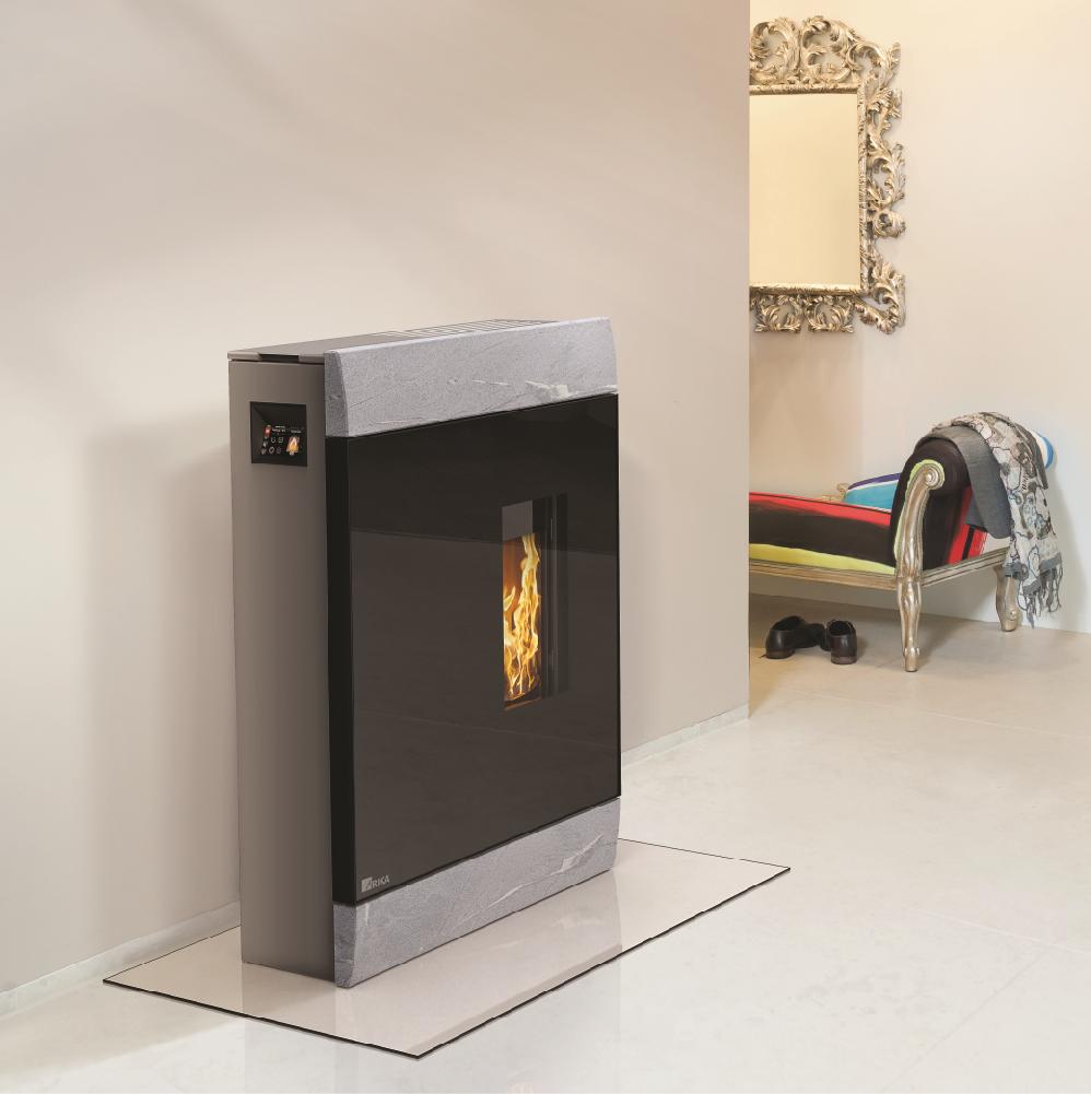 poele granul s silencieux 2013 energies naturels. Black Bedroom Furniture Sets. Home Design Ideas