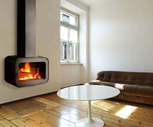 chemin e moderne bois energies naturels. Black Bedroom Furniture Sets. Home Design Ideas