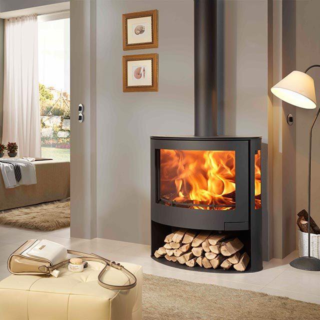 poele bois en fonte pas cher energies naturels. Black Bedroom Furniture Sets. Home Design Ideas
