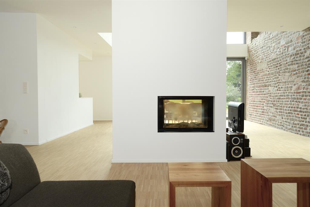 chemin e double foyer energies naturels. Black Bedroom Furniture Sets. Home Design Ideas
