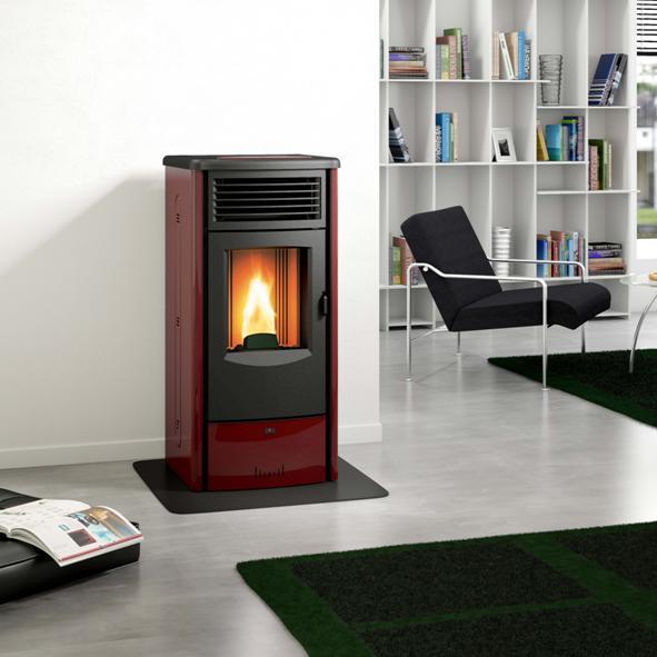 poele granul s superior cleo energies naturels. Black Bedroom Furniture Sets. Home Design Ideas