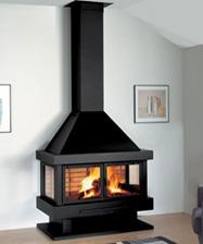 chemin e insert moderne prix energies naturels. Black Bedroom Furniture Sets. Home Design Ideas