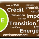 Credit impot bilan energetique