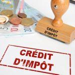 Credit impot a la formation