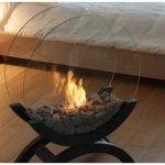 A cheminée au bioéthanol