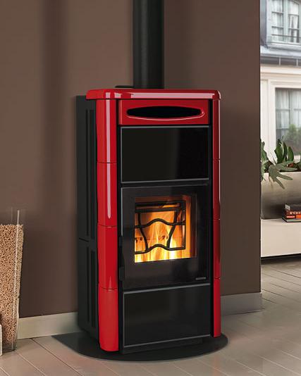 poele pellets godin prix energies naturels. Black Bedroom Furniture Sets. Home Design Ideas