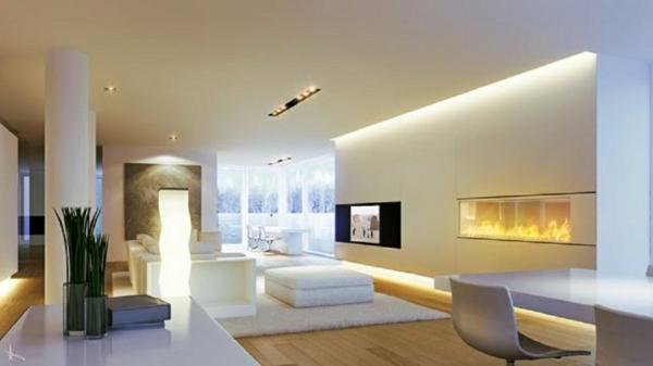 cheminee interieur moderne energies naturels. Black Bedroom Furniture Sets. Home Design Ideas