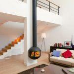 Poeles a bois design contemporain