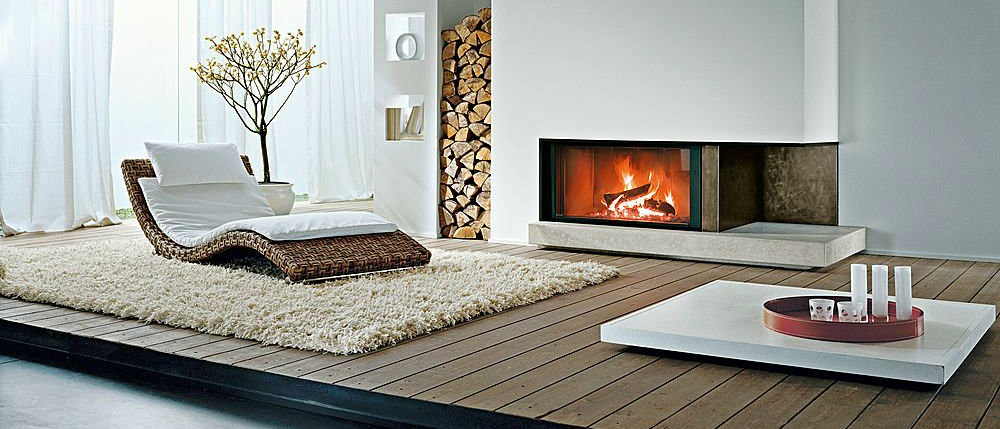 cheminee foyer ferme contemporaine energies naturels. Black Bedroom Furniture Sets. Home Design Ideas