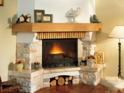 modele de chemin e avec insert energies naturels. Black Bedroom Furniture Sets. Home Design Ideas
