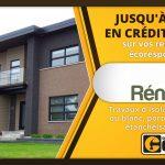 Credit impot quebec renovation