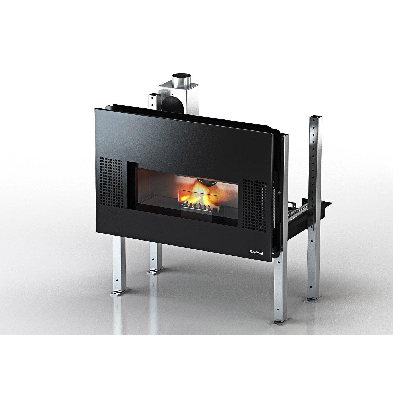 insert chemin e 8 kw energies naturels. Black Bedroom Furniture Sets. Home Design Ideas