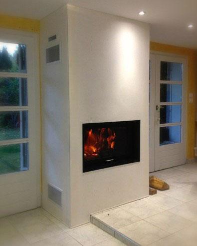 poele bois ou chemin e insert energies naturels. Black Bedroom Furniture Sets. Home Design Ideas