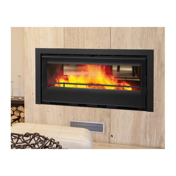 cheminee insert panoramique energies naturels. Black Bedroom Furniture Sets. Home Design Ideas