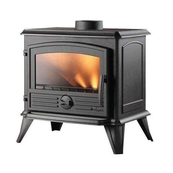 poele fonte 8kw. Black Bedroom Furniture Sets. Home Design Ideas