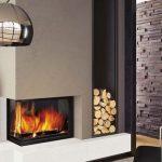 Modele cheminee design