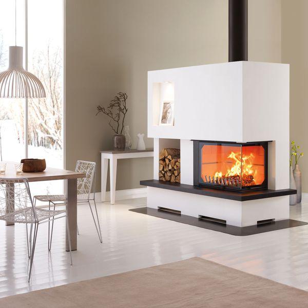 chemin e a bois moderne energies naturels. Black Bedroom Furniture Sets. Home Design Ideas