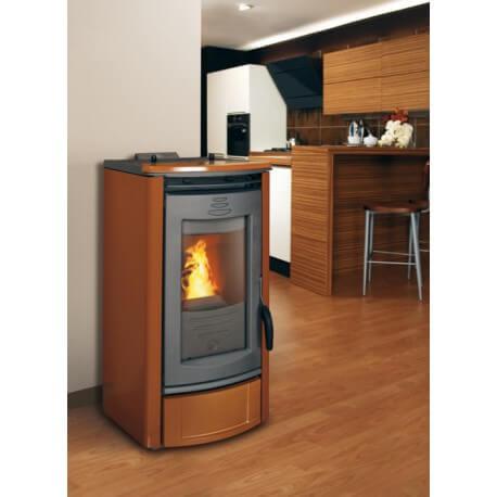 poele granul s thermorossi mod le 5000 energies naturels. Black Bedroom Furniture Sets. Home Design Ideas