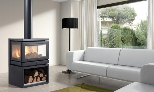 prix cheminee a bois moderne energies naturels. Black Bedroom Furniture Sets. Home Design Ideas