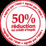 Credit impot fenetre 50
