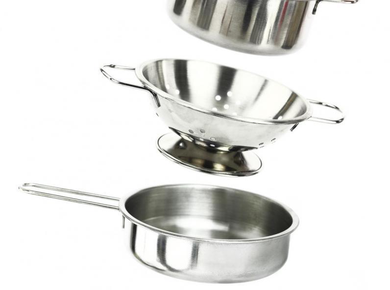 Poele en fonte d 39 aluminium toxicit energies naturels for Ustensiles pour cuisiner