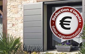 credit impot volet isolant energies naturels. Black Bedroom Furniture Sets. Home Design Ideas