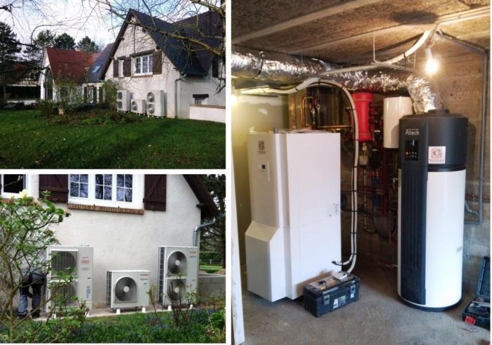 pompe a chaleur air eau meilleur marque energies naturels. Black Bedroom Furniture Sets. Home Design Ideas