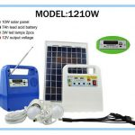 Energie solaire portable