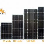 Prix plaque solaire