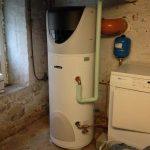 Pompe à chaleur sanitaire