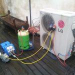 Climatisation réversible pompe à chaleur