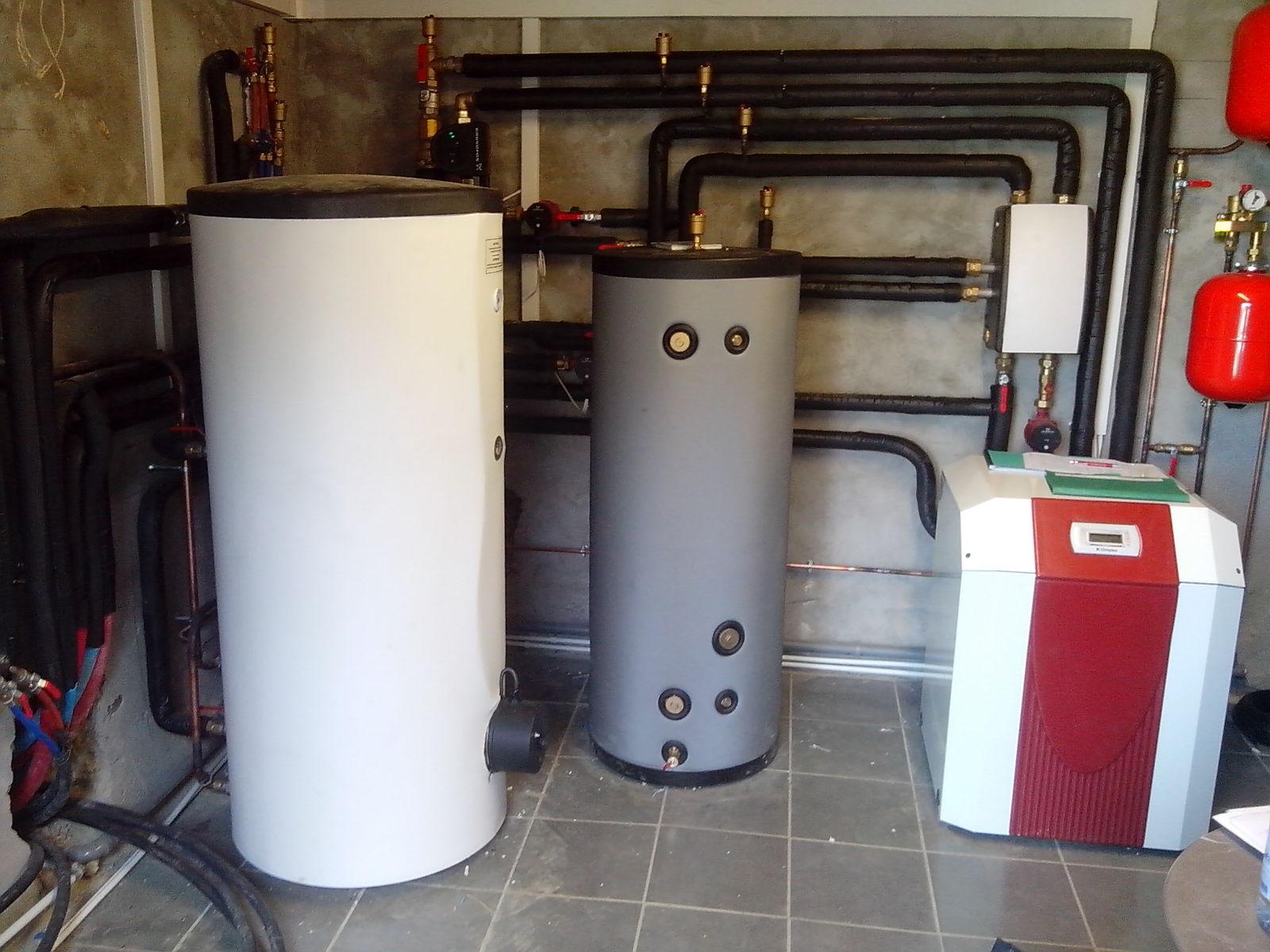 Pompe chaleur dimplex energies naturels for Installation pompe a chaleur