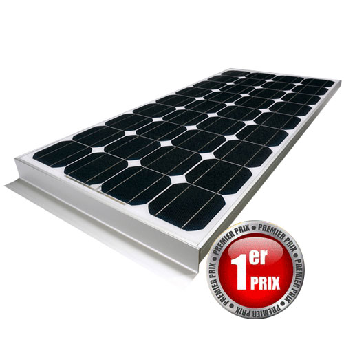 panneau solaire 100w energies naturels. Black Bedroom Furniture Sets. Home Design Ideas