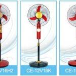 Ventilateur a energie solaire