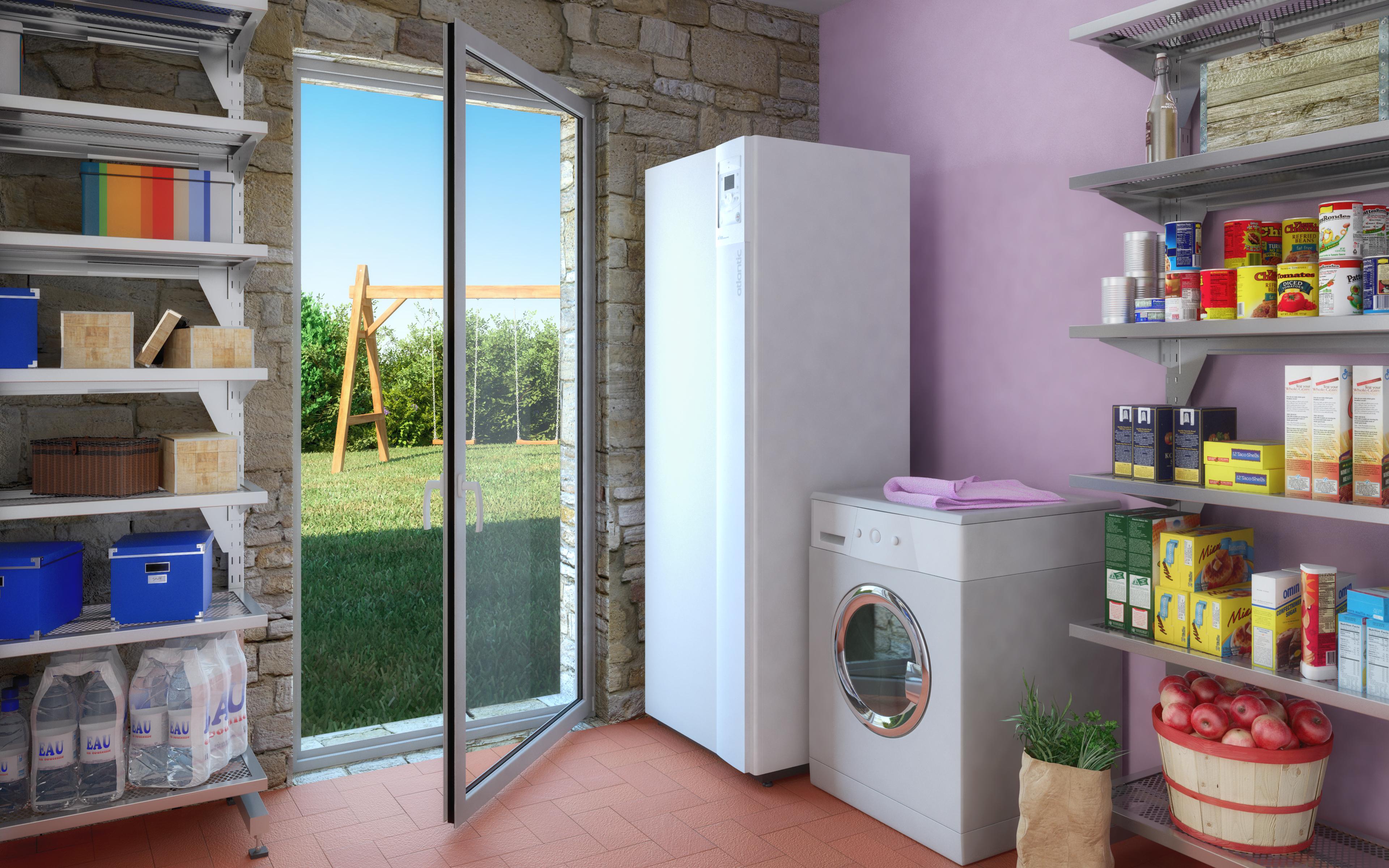 pompe chaleur maison ancienne energies naturels. Black Bedroom Furniture Sets. Home Design Ideas
