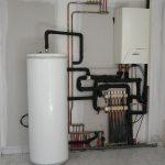 Pompe a chaleur pour chauffage et production eau chaude