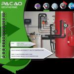 Pompe à chaleur industrielle haute température