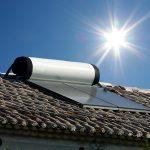 Chauffe eau energie solaire