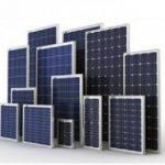Equipement solaire